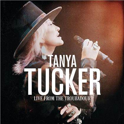 Tanya Tucker - Live From The Troubadour (2 LPs)