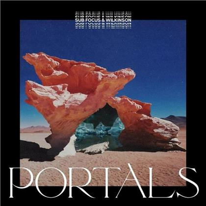 Sub Focus & Wilkinson - Portals