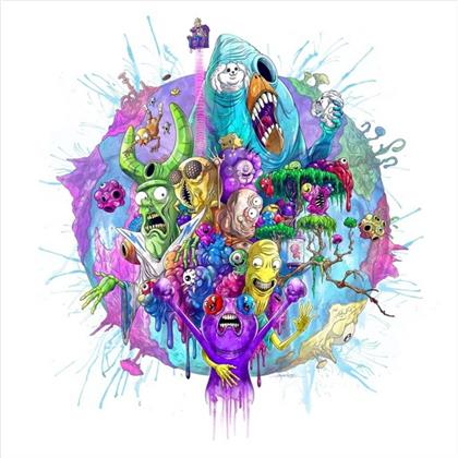 Asy Saavedra - Trover Saves The Universe - OST Video Game (LP)