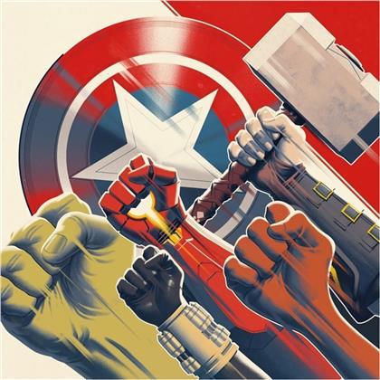 Bobby Tahouri - Marvel's Avengers - OST Videogame (Gatefold, LP)