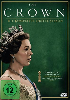 The Crown - Staffel 3 (4 DVDs)