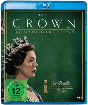 The Crown - Staffel 3 (4 Blu-rays)