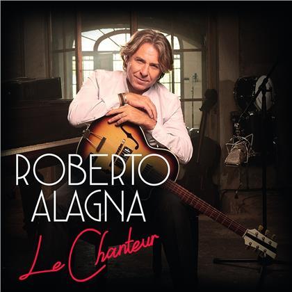 Roberto Alagna - Le Chanteur (LP)