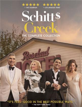 Schitt's Creek - The Complete Collection (15 DVDs)