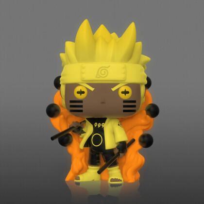 Funko Pop! Specialty Series Animation - Naruto: Naruto 6 Path Sage (Glow in the Dark)