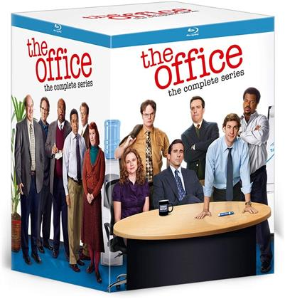 The Office - The Complete Series (2005) (34 Blu-rays)