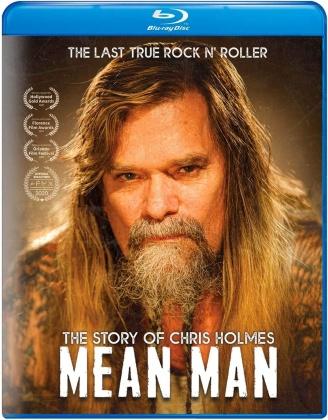 Mean Man - The story of Chris Holmes (2021)