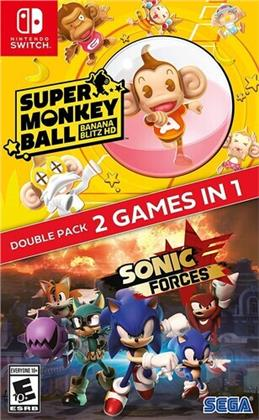 Sonic Forces + Super Monkey Ball Banana Blitz