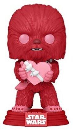 Funko Pop! Star Wars: - Valentines- Cupid Chewbacca