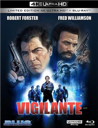 Vigilante (1982) (Limited Edition, 4K Ultra HD + Blu-ray)