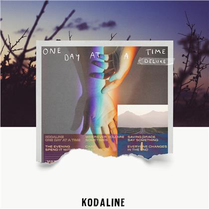 Kodaline - One Day At A Time (Digipack, Deluxe Edition)