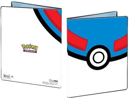 Pokémon: Great Ball - 9-Pocket Portfolio