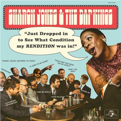 Sharon Jones & The Dap Kings - Just Dropped In... (Colored, LP + Digital Copy)
