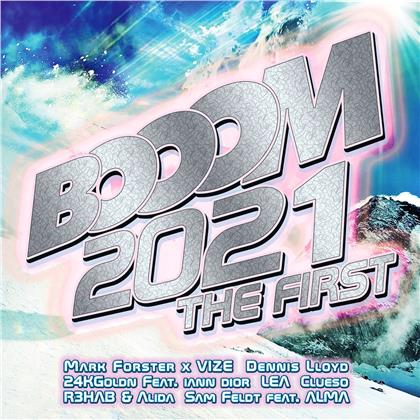 Booom 2021 - The First (2 CDs)