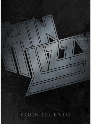 Thin Lizzy - Rock Legends - Box (6 CDs + DVD)