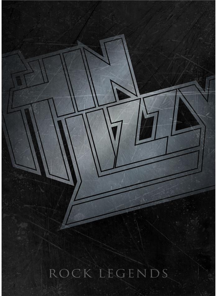 Thin Lizzy - Rock Legends - Box (6 CDs + DVD)