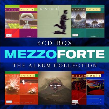 Mezzoforte - The Album Collection (6 CDs)