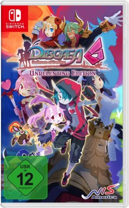 Disgaea 6 - Defiance of Destiny