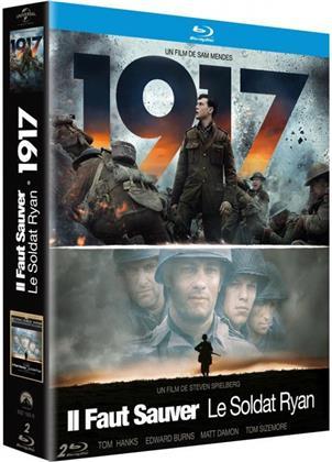 1917 / Il faut sauver le soldat Ryan (2 Blu-rays)
