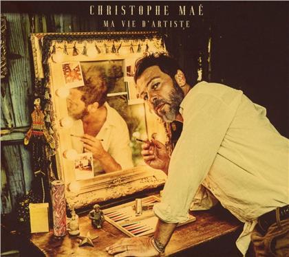 Christophe Mae - Ma Vie D'artiste (New Edition, 2 CDs)