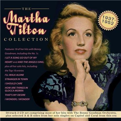 Martha Tilton - Collection 1937-52