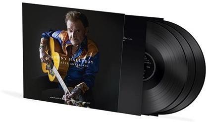 Johnny Hallyday - Son Reve Americain: Live Au Beacon Theatre New York 2014 (3 LPs)
