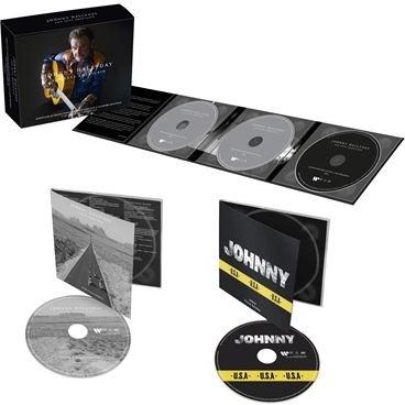 Johnny Hallyday - Son Reve Americain (3 CD + 2 DVD)