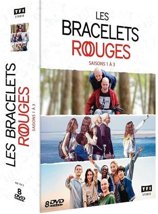 Les bracelets rouges - Saisons 1-3 (8 DVDs)