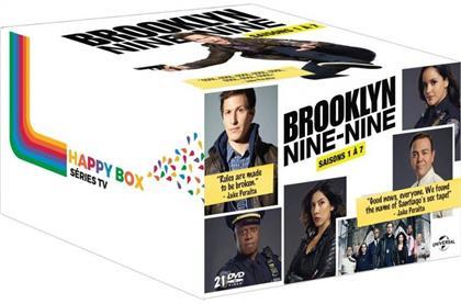 Brooklyn Nine-Nine - Saisons 1-7 (21 DVDs)