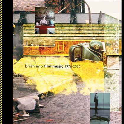Brian Eno - Film Music 1976-2020 (LP)