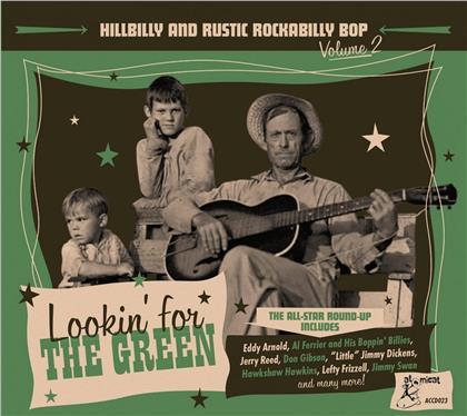 Hillbilly And Rustic Rockabilly Bop 2