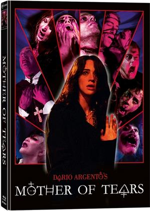 Mother of Tears (2007) (Wattiert, Cover F, Limited Collector's Edition, Mediabook, Blu-ray + 2 DVDs)