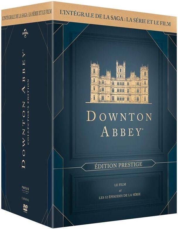 Downton Abbey - L'intégrale de la saga : la série et le film (24 DVDs)