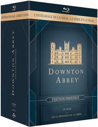 Downton Abbey - L'intégrale de la saga : la série et le film (18 Blu-rays)