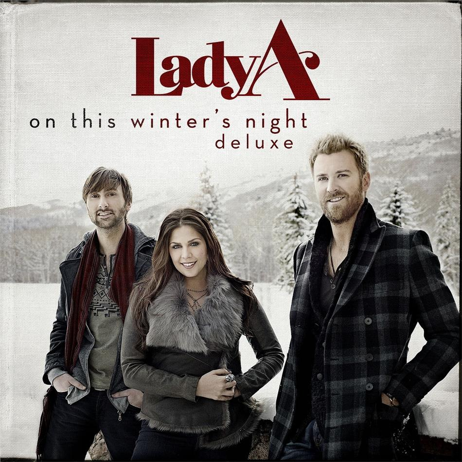 Lady A (Lady Antebellum) - On This Winter's Night (2020 Reissue, Deluxe Edition)