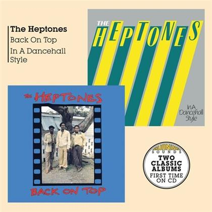 The Heptones - Back On Top + In A Dancehall Style