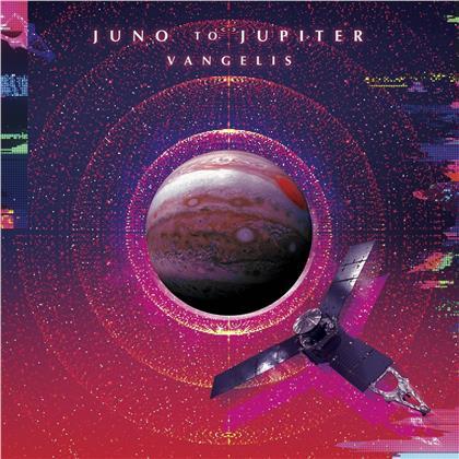 Vangelis - Juno To Jupiter (2 LPs)