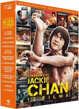 L'Essentiel Jackie Chan - 12 Films (11 DVDs)