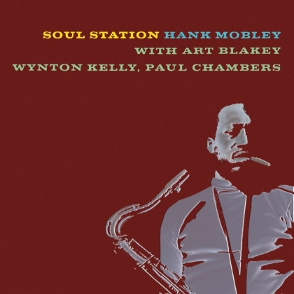Hank Mobley - Soul Station (2020 Reissue, Ermitage, LP)