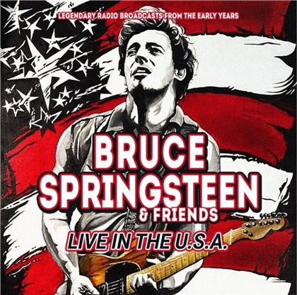 Bruce Springsteen - Live In The USA