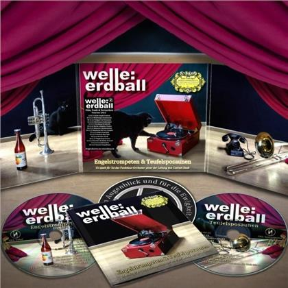 Welle: Erdball - Engelstrompeten & Teufelsposaunen (2 CDs)