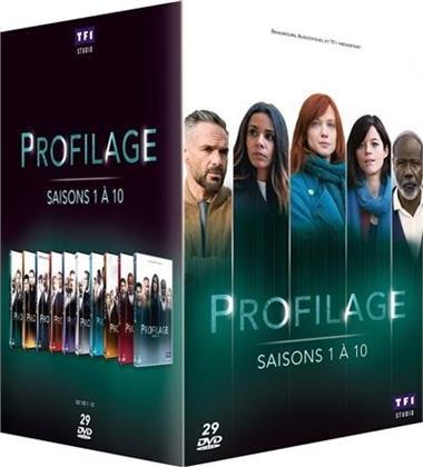 Profilage - Saisons 1-10 (29 DVDs)