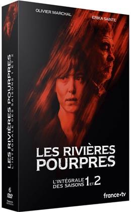Les rivières pourpres - Saisons 1 & 2 (6 DVDs)