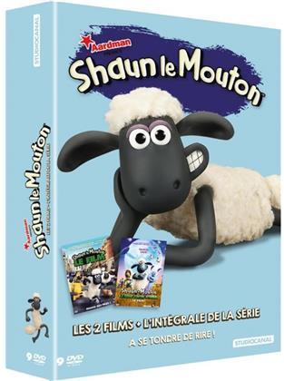 Shaun le Mouton - Les 2 films + l'intégrale de la série (9 DVDs)