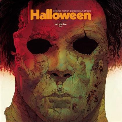 Rob Zombie's Halloween - OST (2020 Reissue, Waxwork, Limited Edition, Orange Vinyl, 2 LPs)