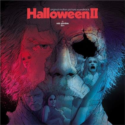 Rob Zombie's Halloween II - OST (2020 Reissue, Waxwork, Limited Edition, White Vinyl, LP)