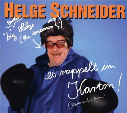 Helge Schneider - Es Rappelt Im Karton (2020 Reissue, Digipack, Remastered)