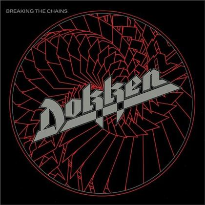 Dokken - Breaking The Chains (Limited, Friday Music, 2020 Reissue, Red Vinyl, LP)