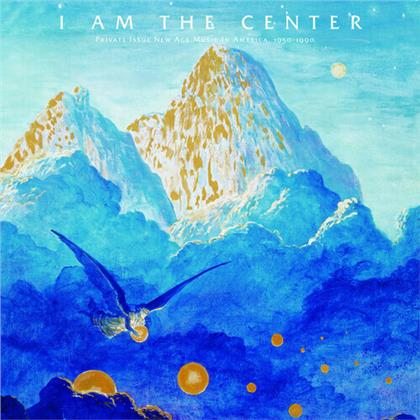 Am The Center: Private Issue New Age Music (LP)