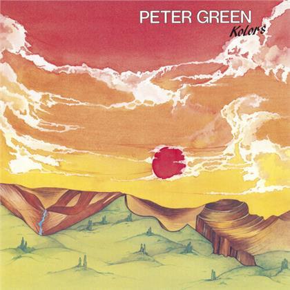 Peter Green - Kolors (2020 Reissue, Music On CD)